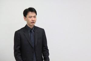 基調講演を行った亀田徹さん(元文部科学省)