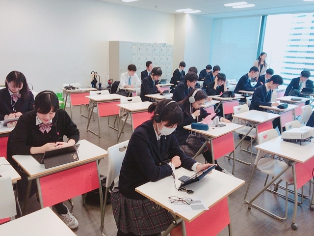 クラーク記念国際高校横浜キャンパス