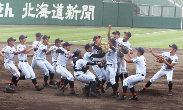 高校 野球 北海道