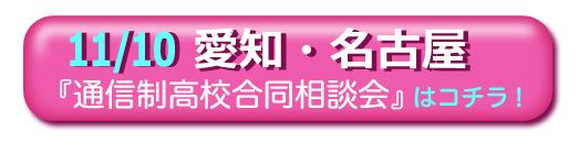 11/10愛知・名古屋 通信制高校・サポート校合同相談会