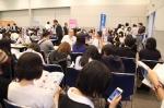 通信制高校やサポート校、技能連携校などが一堂に会す、「通信制高校の仕組みもわかる合同相談会」が6月24日(日)、神奈川県横浜会場にて今夏3回目を開催いたしました。