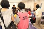 7月8日(日)、福岡県福岡市(中央区・天神)のエルガーラホールで通信制高校やサポート校の「仕組みもわかる合同相談会」が開催されました。