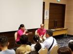 通信制高校やサポート校、技能連携校、高等専修学校などが個別に進路相談を行う「仕組みもわかる合同相談会」が、7月16日(月)、ペリエホール(千葉市中央区)で開催されました。