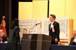 大阪府の東朋高等専修学校(技能連携校/大阪市天王寺区)は、4月8日(月)、シェラトン都ホテル大阪で平成31年度入学式を挙行しました。この日、同校の「普通科」「総合教育学科(特別支援コース)」の新入生が入学を許可されたほか、東朋高等専修学校が技能連携を結ぶ科学技術学園高校(通信制高校/東京都世田谷区)も合わせて挙行されました。