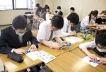 立志舎高等学校(東京都墨田区)出張授業