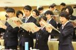 クラーク記念国際高校(東京音楽大学と連携授業)