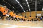 飛鳥未来高校(本校:奈良県天理市櫟本町)の関東4キャンパスが、6月5日(水)、毎年恒例の合同体育祭「ASU☆FES」を東京都世田谷区の駒沢オリンピック公園総合運動場で開催しました。「ASU☆FES」は、6種目の運動競技のほか、ダンスや楽器演奏などのパフォーマンス、Tシャツ、横断幕、法被デザインなど芸術面も含めた総合評価で優勝を競う飛鳥未来高校独自の体育祭。運動が苦手な生徒でも活躍ができる機会が多いイベントです。