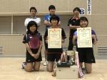クラーク記念国際仙台キャンパス(宮城県仙台市)卓球部
