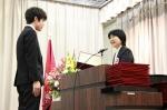 松陰高校みなとみらい学習センター(横浜市、通信制高校)が令和元年度卒業証書授与式を横浜市内で行いました。この日、卒業生40名が渡辺宏美校長より卒業証書を授与されました。