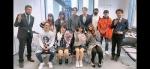 代々木高校岐阜アドホックキャンパス 卒業式集合写真