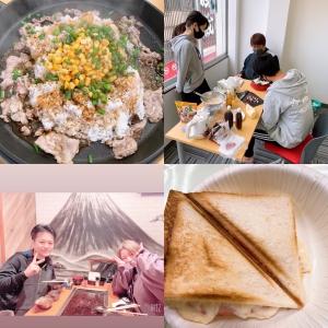 沢山のイベントに無料で参加できます!! 岐阜教室では毎日朝・夕の食事を生徒と作っています!