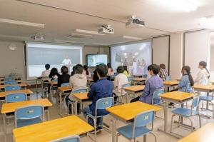 最新技術を活用したAR授業!