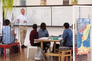 対話重視の英語授業