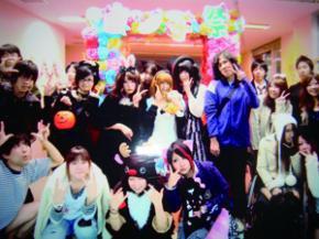 盛り上がるイベントNo1.が文化祭「鹿ノ子祭」!!