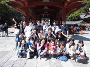 校外学習で鎌倉、鶴岡八幡宮に行きました♪