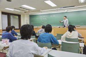 数多くの卒業生が、大学・短大・専門学校に進学しています