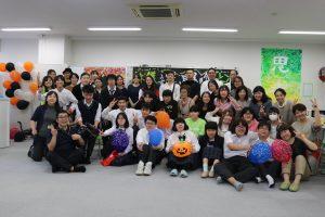 学校行事 文化祭の1コマ